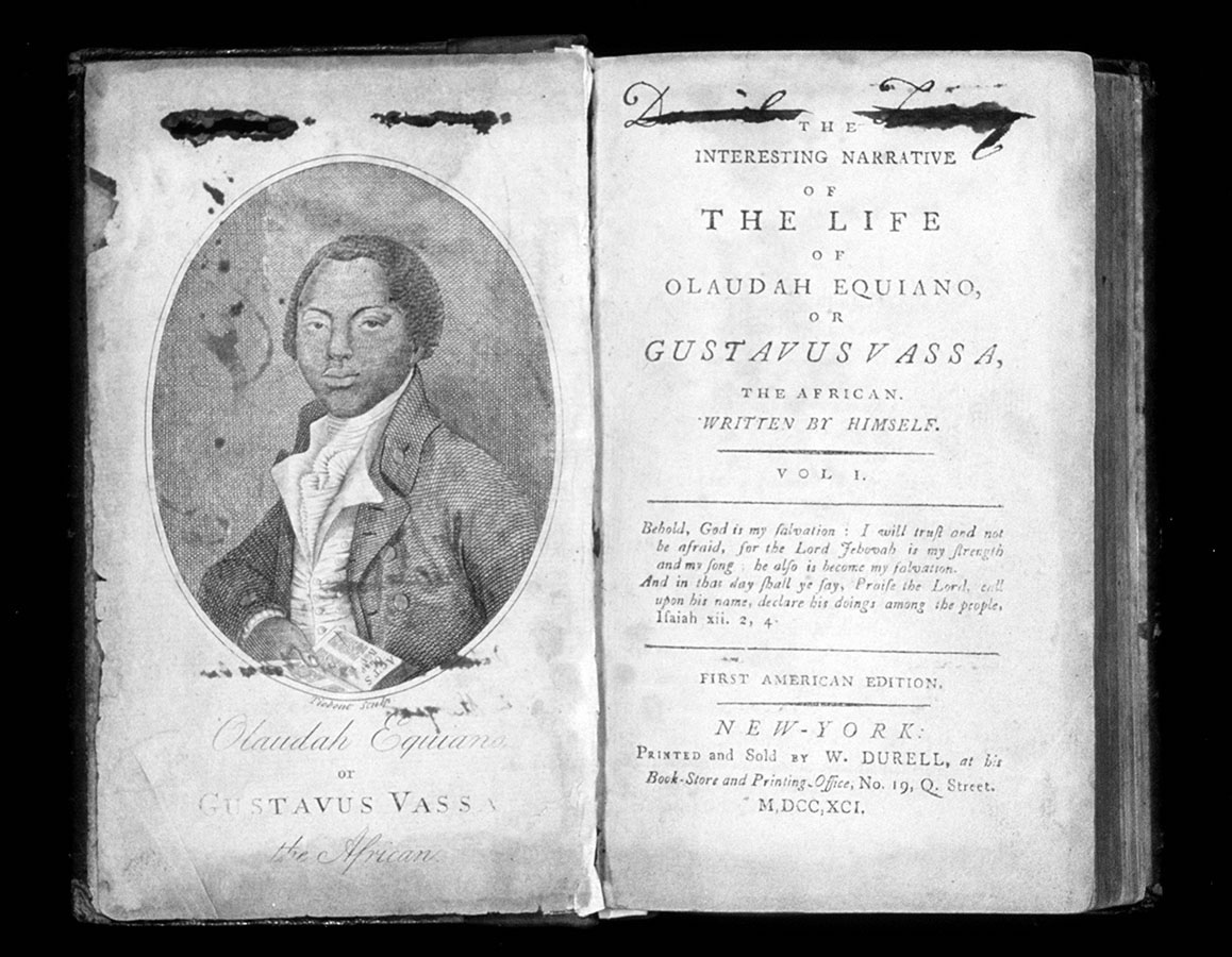 equiano essay olaudah Three page essay on the book, the life of olaudah equiano essay compares and contrasts the institution of slavery in africa and the americas.