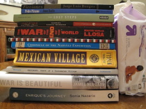 Reading for Spring 2015